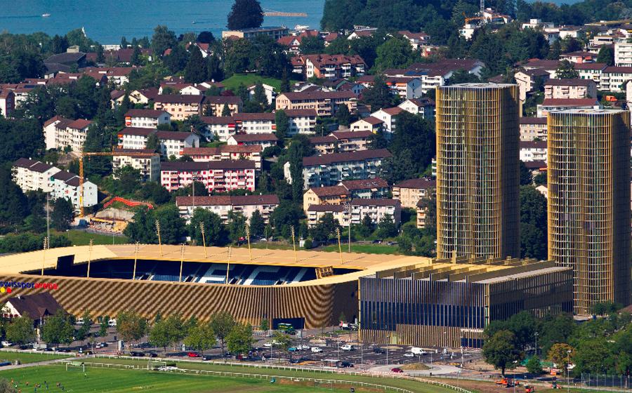 Wohnüberbauung Allmend Luzern
