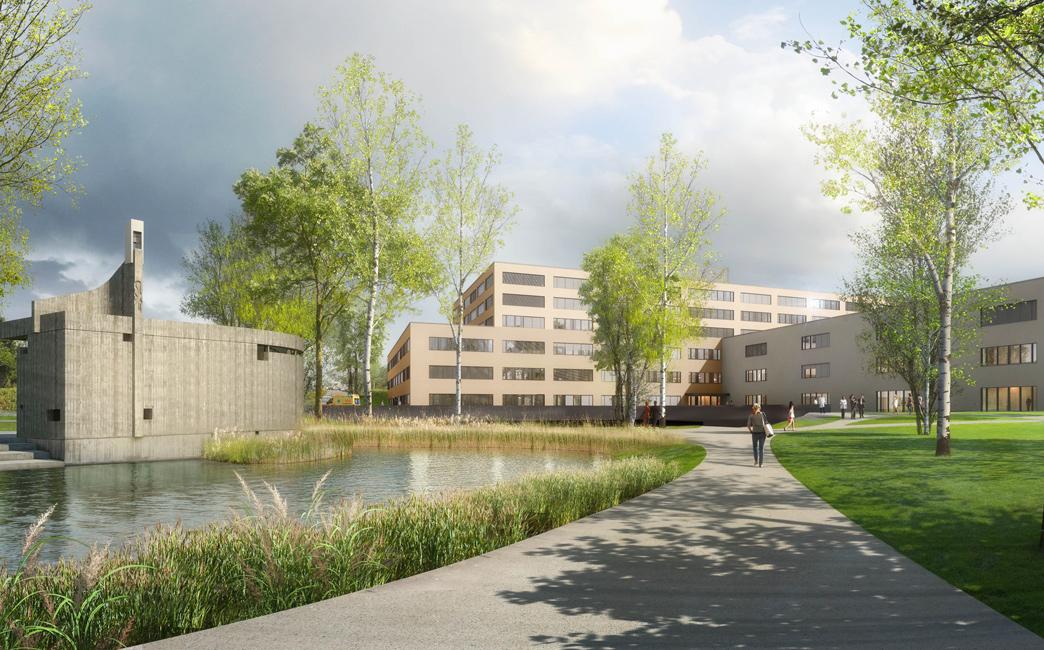 Spital Limmattal Zürich