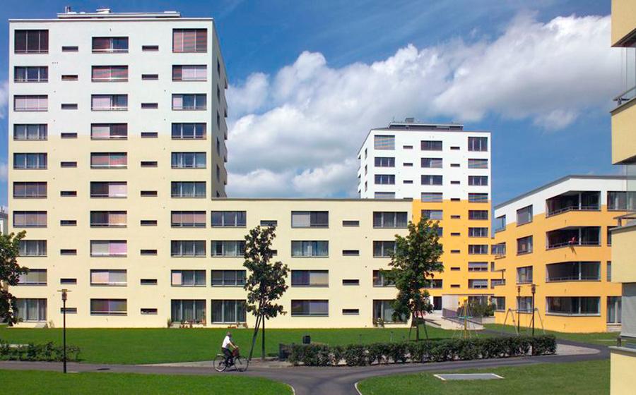 Wohnüberbauung Feldhof ZUG