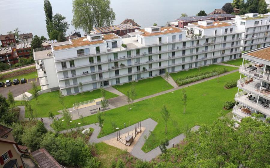 Wohnüberbauung Roost ZG