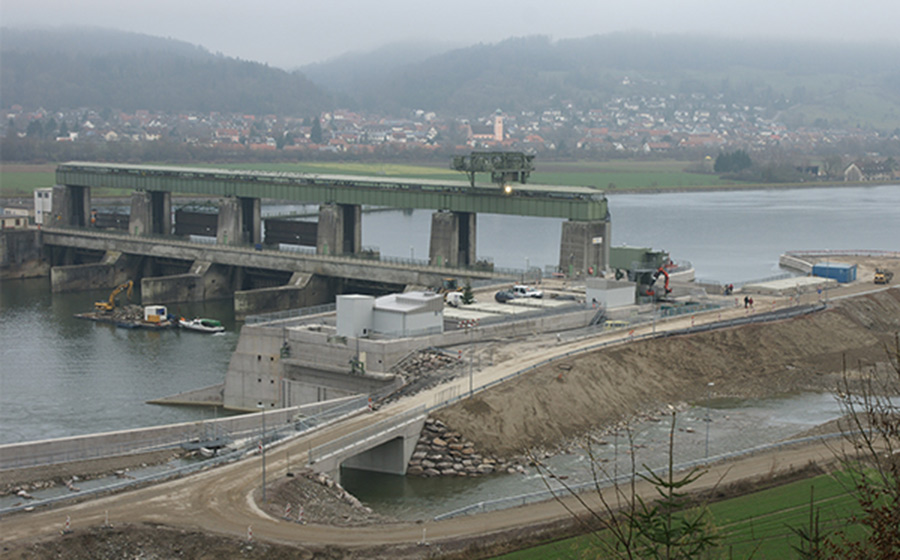 RADAG Rheinkraftwerk Albbruck-Dogern AG