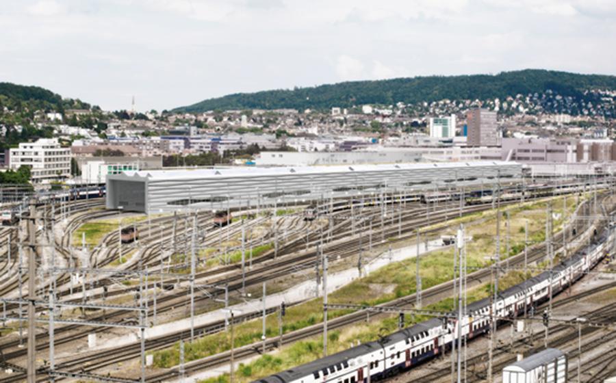 SBB Serviceanlage Herdern Zürich